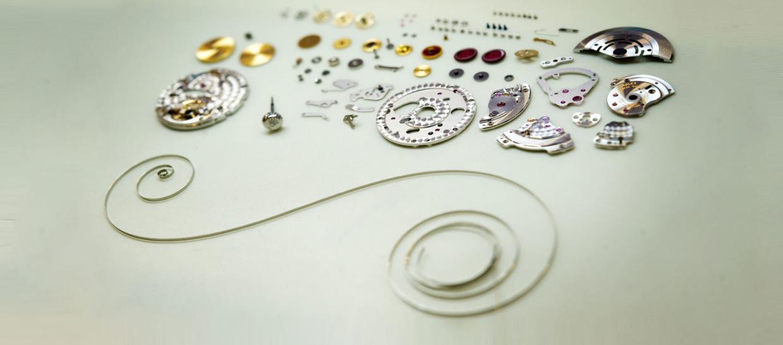 Riparazione e Revisione Orologi Roma